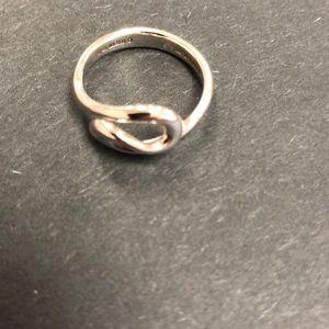 Like New Elsa Peretti designed wave ring